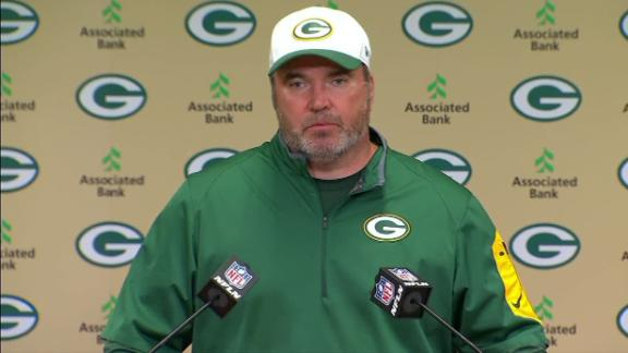 Video - McCarthy: Nelson is 'doing very well... right on schedule'