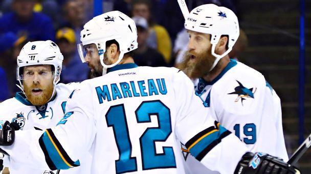 W2W4: Blues vs. Sharks, Game 6