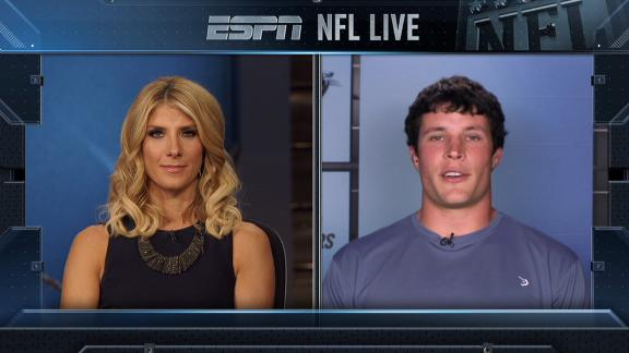 Video - Kuechly: Panthers hungry to get back to Super Bowl