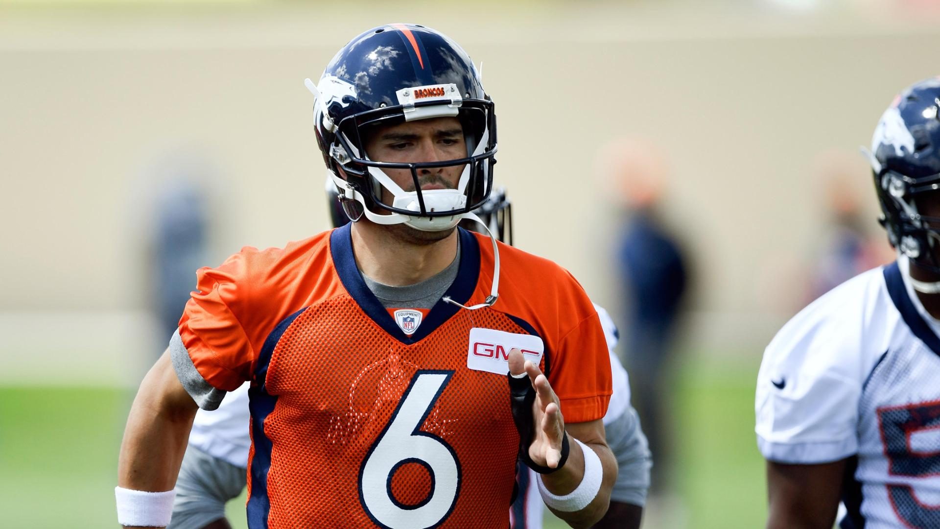 Video - Sanchez: Broncos benefiting from QB competition