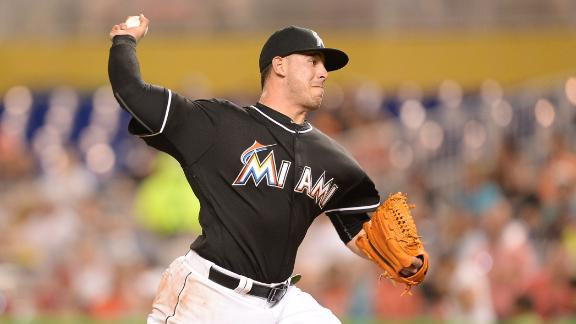 Jose Fernandez top daily play for Thursday