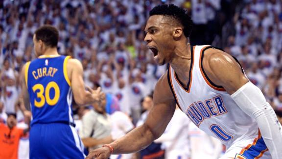 Thunder assert dominance in Game 4, take commanding series lead