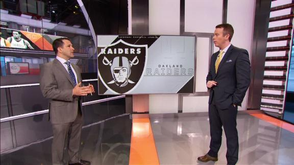 Video - Raiders to Las Vegas gaining traction