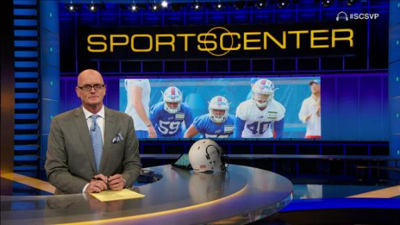 1 Big Thing: Who's behind the Bills' media policy?