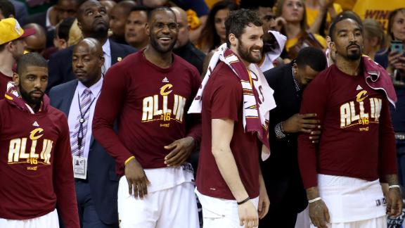 All-Access: Cavs reassert their dominance in Game 5