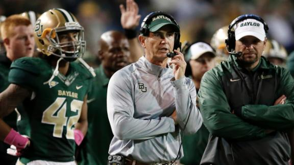 Timeline: The rise and fall of Baylor's Art Briles