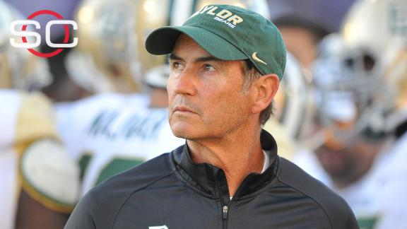 Firing of Art Briles a milestone in college football standards