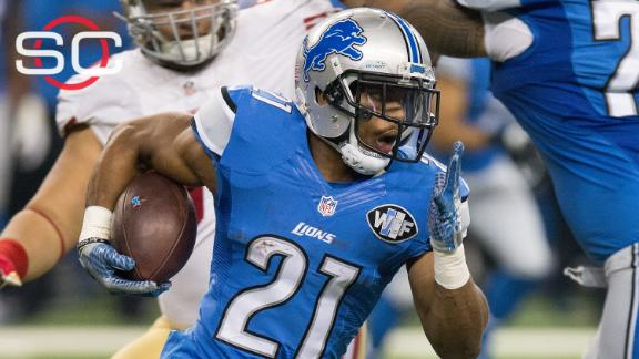 Video - How will Abdullah's labrum surgery affect his performance?