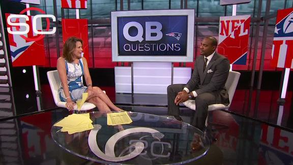 Video - Woodson: Patriots understand preparing without Brady