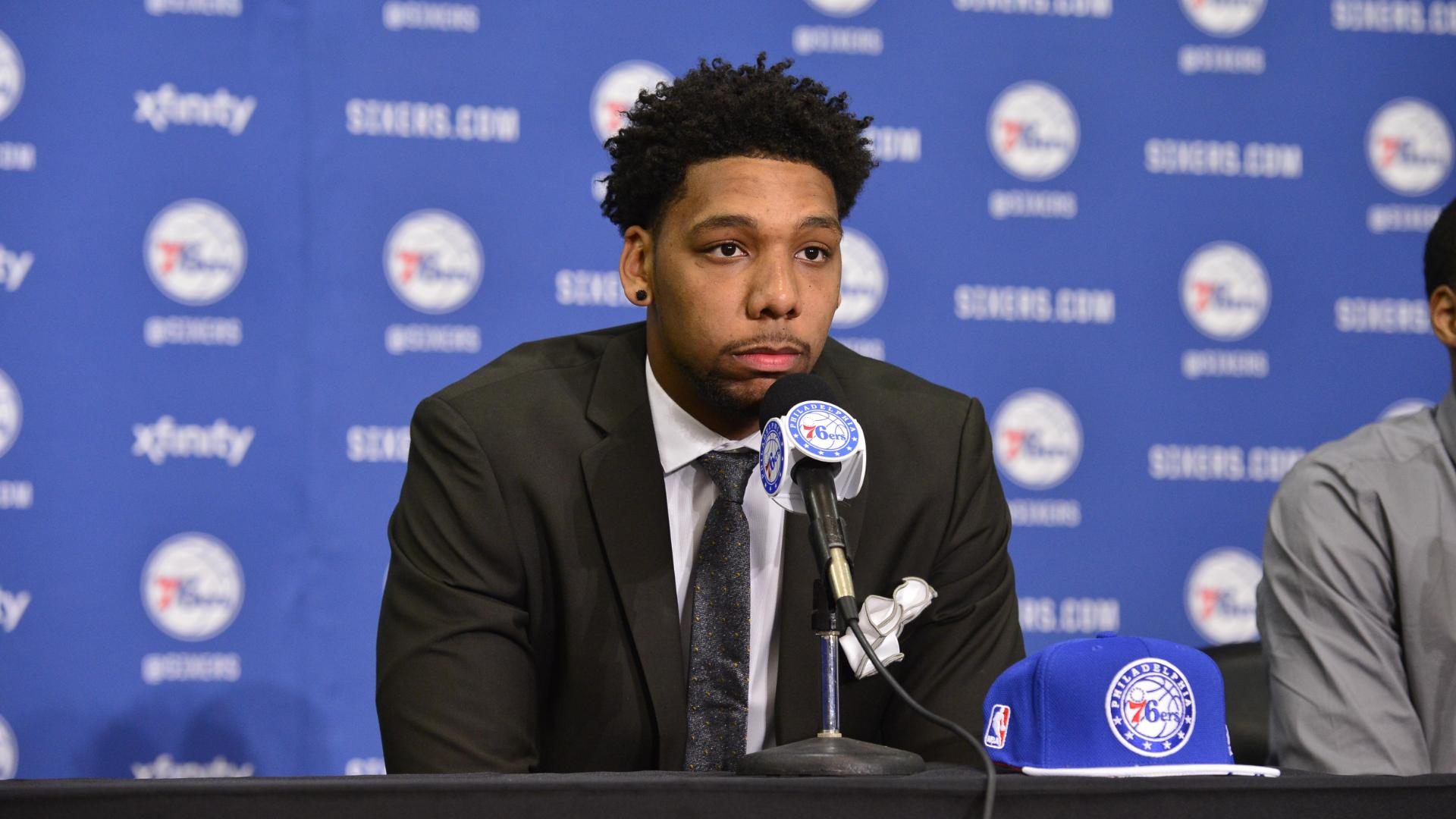 Sources: 76ers to explore trades for Okafor, Noel