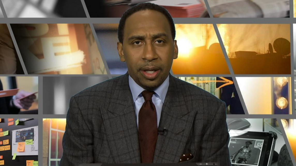 Stephen A.: 'I don't blame Westbrook for laughing'