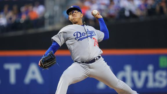 Urias' debut spoiled by Mets