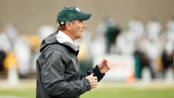 Maisel: Baylor fallout like going back in time a generation