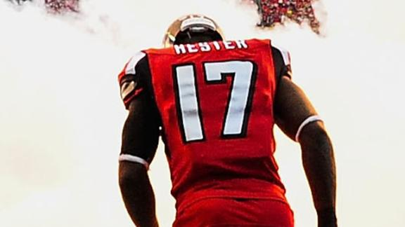 Video - Is Devin Hester done in Atlanta?