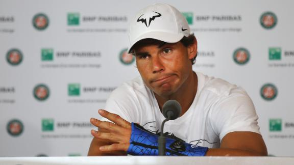 Rafael Nadal a victim of his own mental and physical strengths