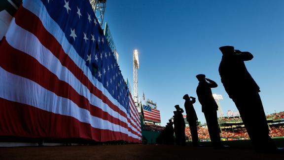 America's pastime's connection with Memorial Day