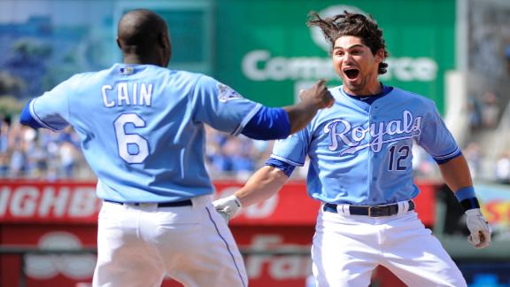 Royals cap wild comeback with magical ninth inning
