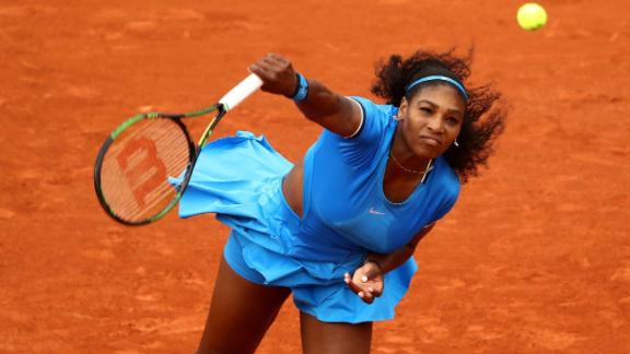 Andy Murray, Serena Williams come up big in first-week awards