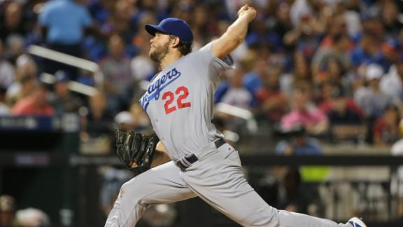 Kershaw takes dominance to a new level