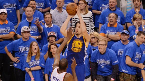 Warriors force Game 7 with epic victory