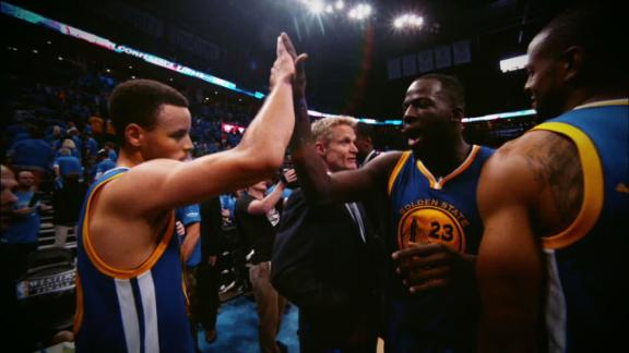 Warriors' road to Finals dotted with challenges