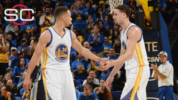 Carlesimo: Big guns step up to power Warriors