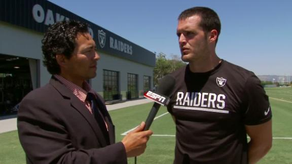 Video - Carr: Last year was a stepping stone