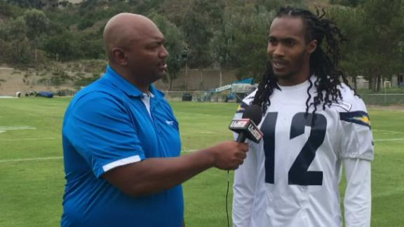 Video - Benjamin developing chemistry with Philip Rivers