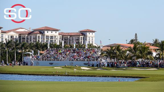 PGA Tour leaves Trump Doral, heads for Mexico City