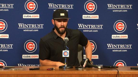 Arrieta: Got outplayed tonight
