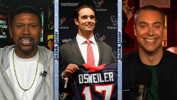 Video - The REAL reason Brock Osweiler isn't going to the White House