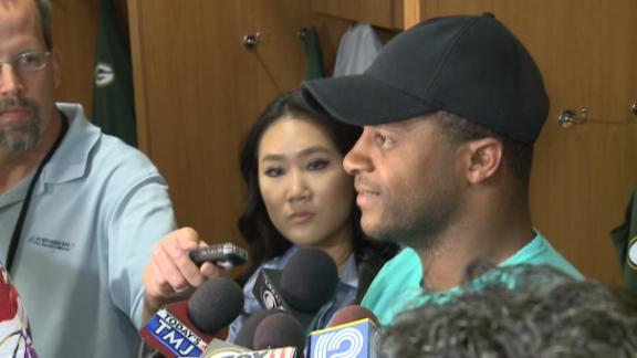 Video - Cobb on wearing microphone: 'I don't think it's worth the risk'