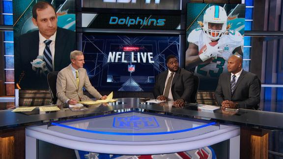 Video - Do the Dolphins have enough at RB?