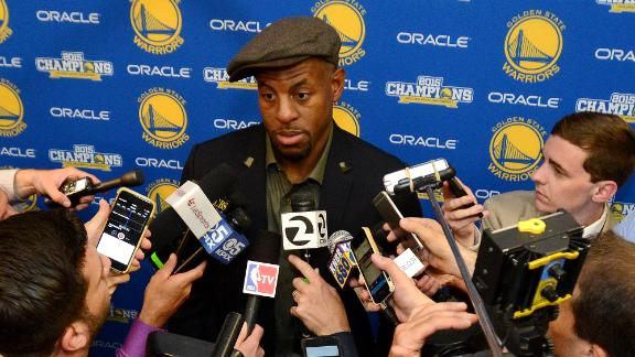 Iguodala: Dellavedova has to make a life for himself