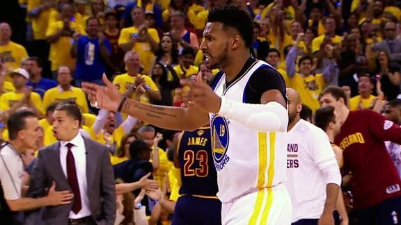 Warriors' 45 bench points carries team to a Game 1 victory