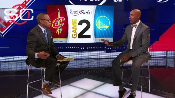 What adjustments do Cavs need to make in Game 2?