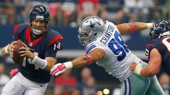 Video - Who will fill the void in Dallas' pass rush?
