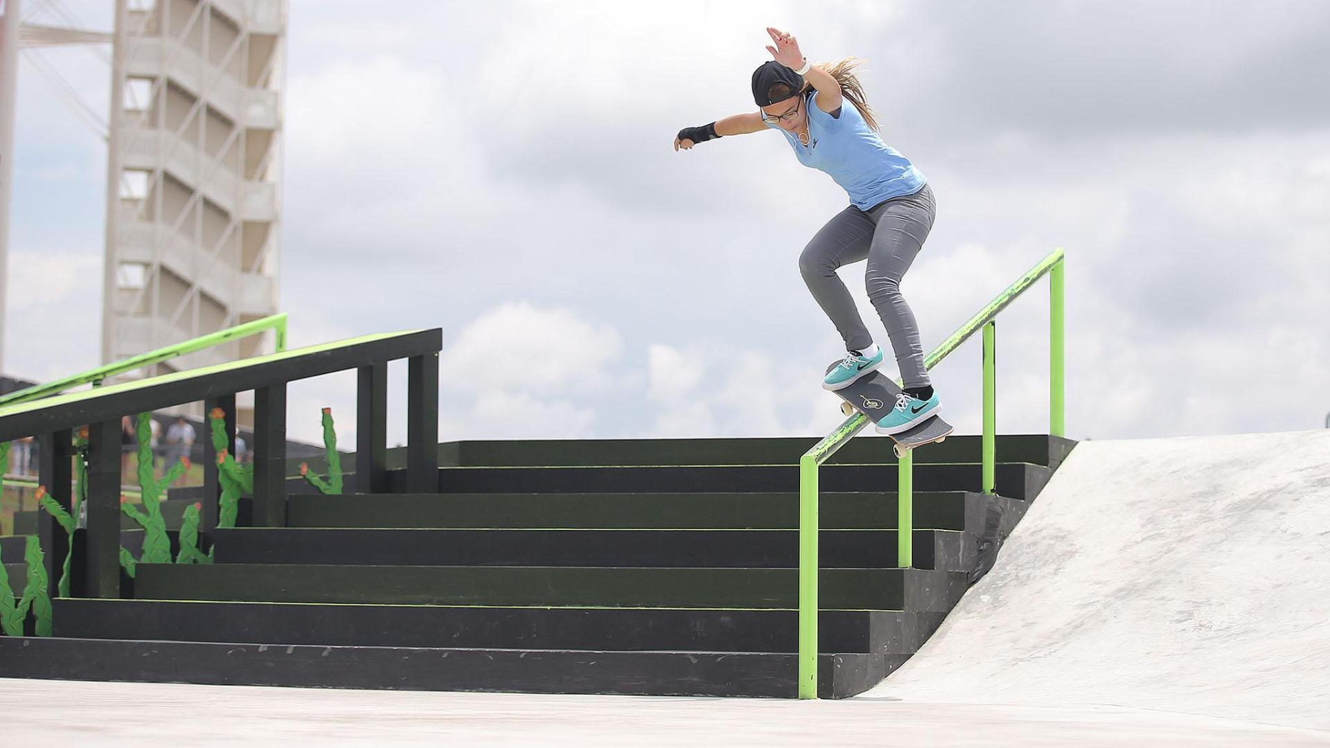 X Games Austin Skateboard