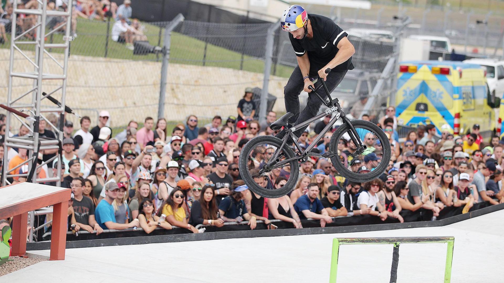 X Games Austin Recap -- BMX Street