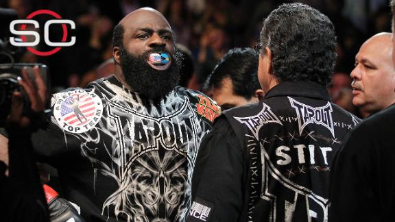 Okamoto: Kimbo will be remembered as a fighter through and through