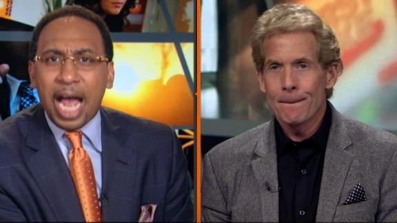 Video - Stephen A. enraged at idea of Romo being a 'proven winner'