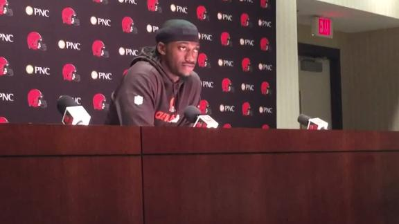 Video - RG III blessed to be in Cleveland with chance to prove himself to...