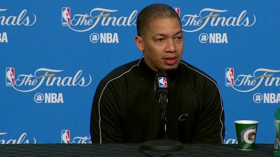 Lue: Phil Handy's tirade was 'right on'