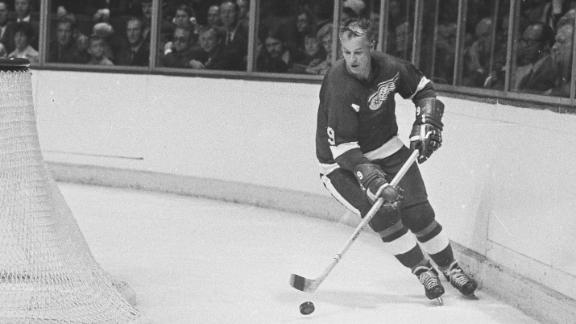 Remembering Gordie Howe's life and legacy
