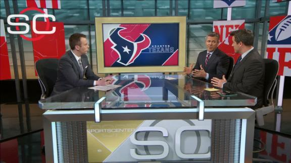 Video - Hopkins and Osweiler could have 'special' rapport
