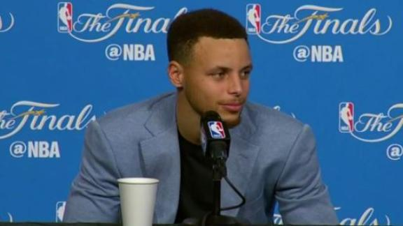 Curry: My shoes are 'fire'