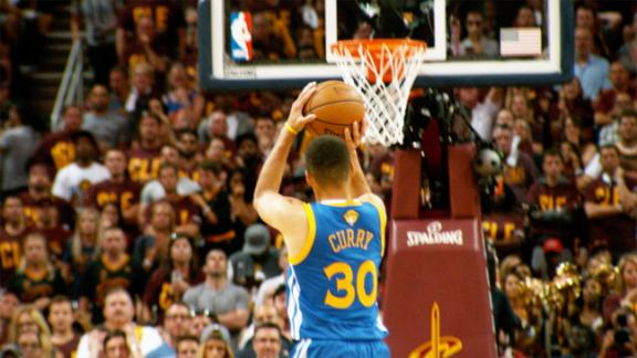 13 things you missed when Steph Curry drained that dagger 3
