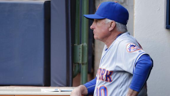Mets cautiously optimistic about Terry Collins