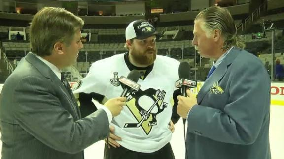 'Special' moment as Kessel wins first Stanley Cup