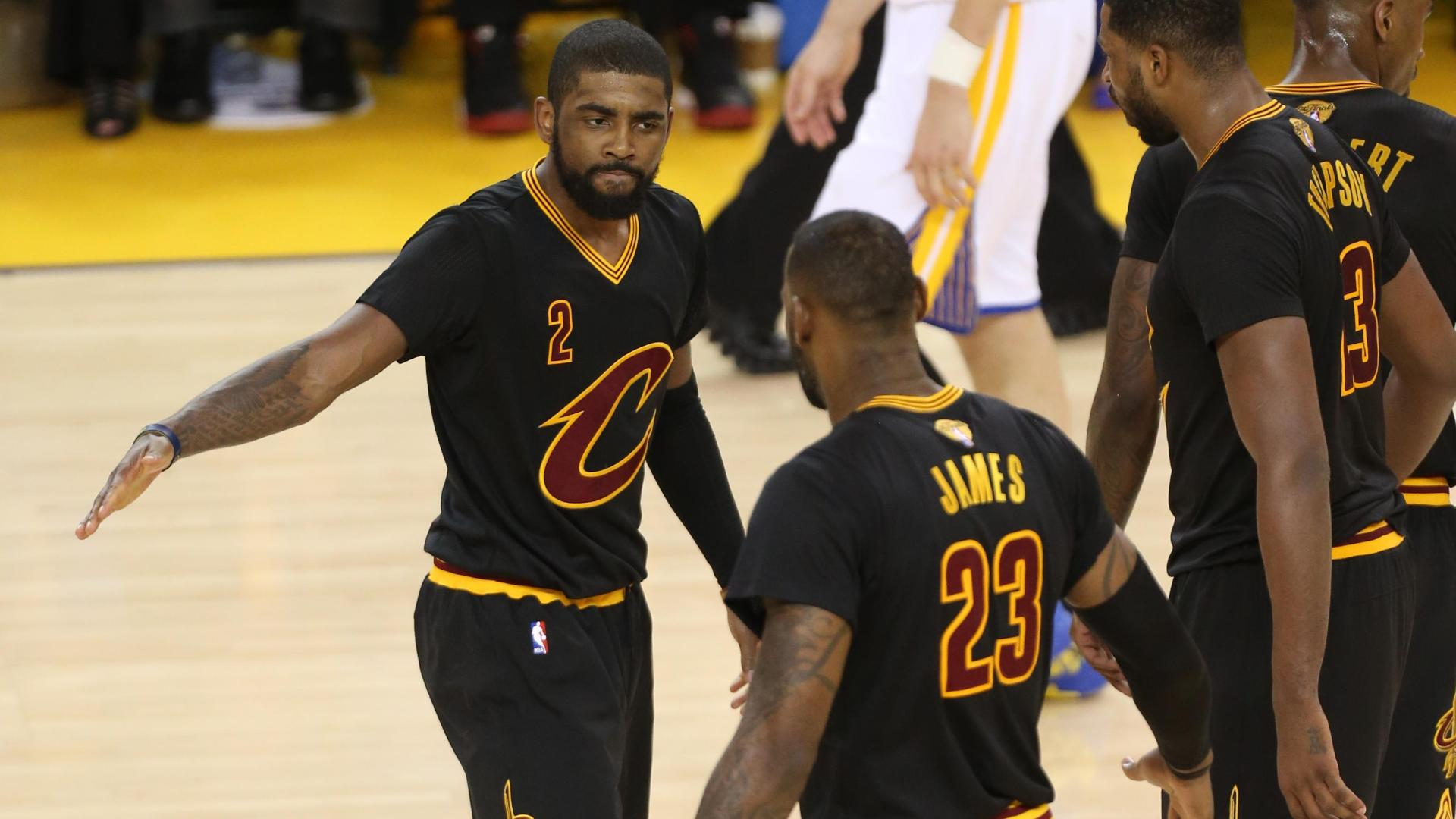 All-Access: Cavaliers capitalize on Warriors' absences in Game 5